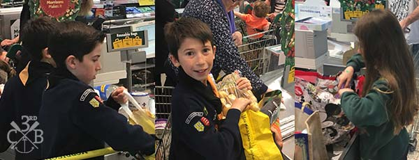 Bag Packing (Fundraising) @ Morrison's Hadleigh | Hadleigh | United Kingdom