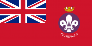 Sea Scout Ensign