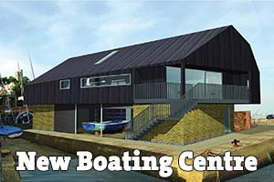 New Boating Centre