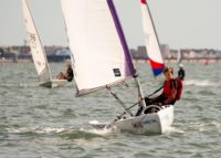EYC Cadet Week @ Essex Yacht Club