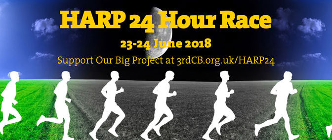 Runners wanted for HARP 24 Hour Race