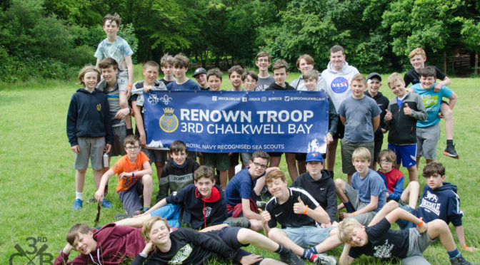 Renown Troop Weekend Camp