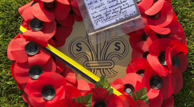 Remembrance Sunday Activities