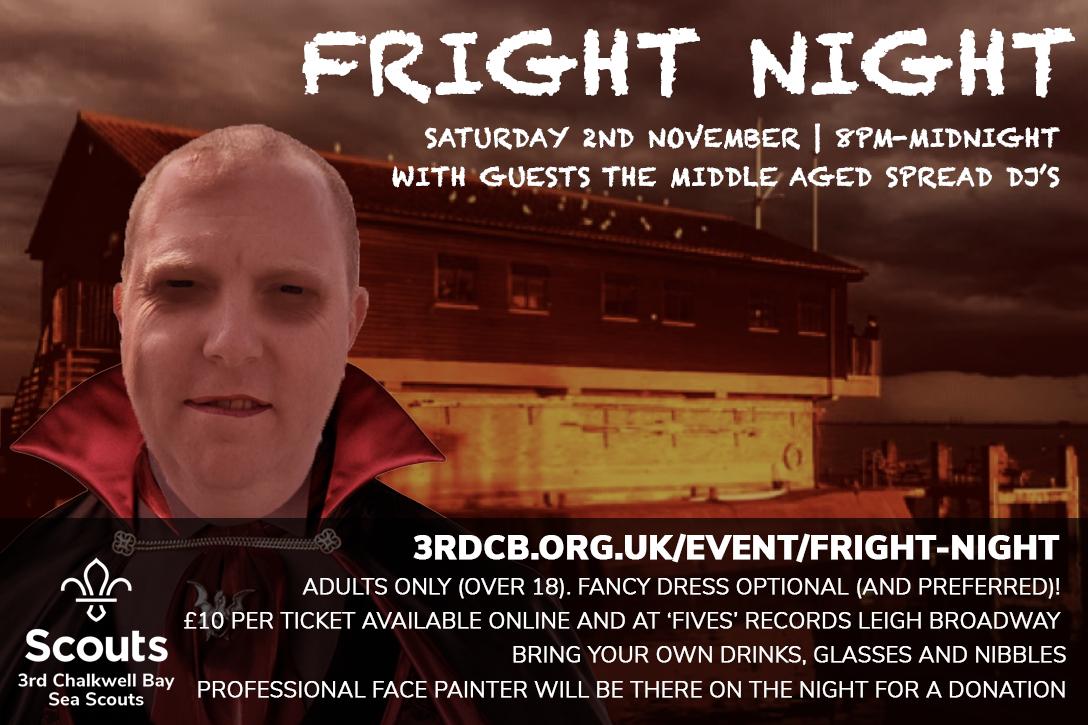 Fright Night @ The Den